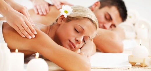 Massage en couple