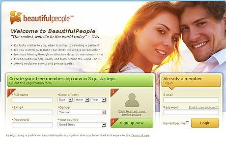 Piratage du site Beautiful People