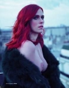 Audrey Fleurot topless dans Lui (3)