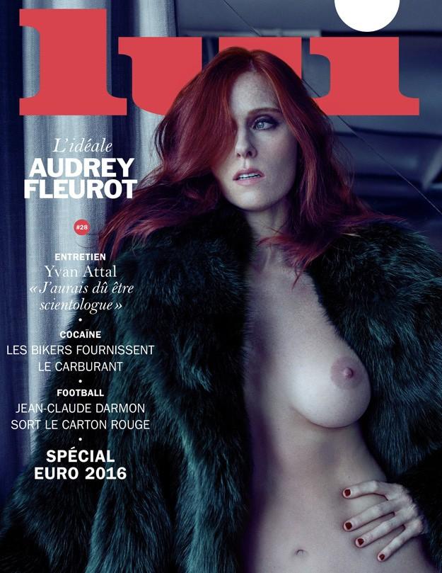 Audrey Fleurot nue dans Lui et dans ses films