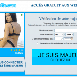 SlutRoulette : Site de webcam hot