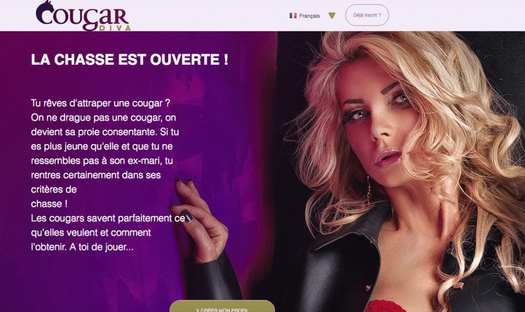 Cougar Diva : Notre avis sur le nouveau site de femmes mûres