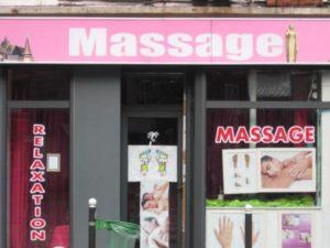 La plupart des salons de massage chinois proposent des finitions manuelles.