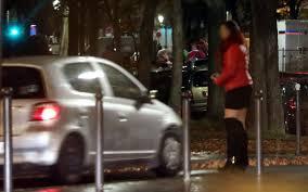 Les quartiers à prostituées de Paris