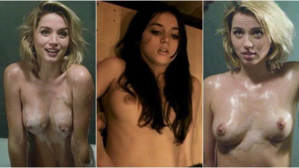 Ana de Armas nue : Gif et vidéo de sexe de la nouvelle James Bond Girl