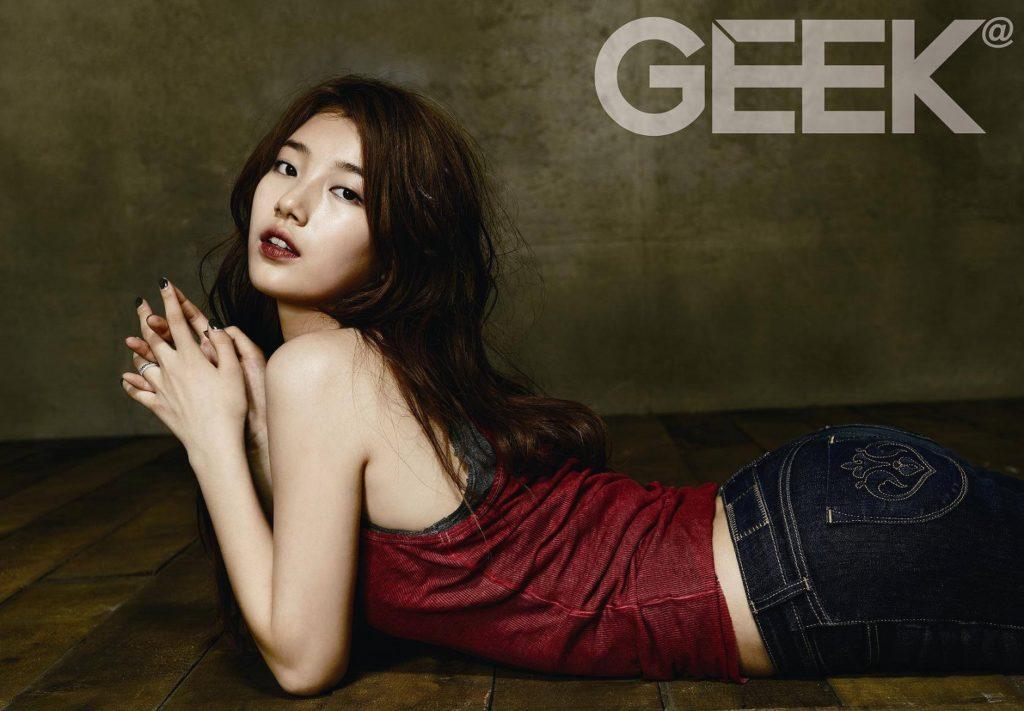 Photos et Gif sexy des stars de la K-Pop #KpopFap